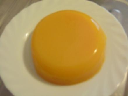 O-Saft-Wackelpudding - Rezept