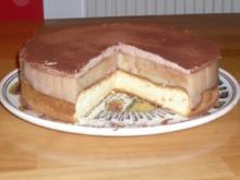 Bananen-Schoko-Kuchen  ( was mach ich nur mit den überreifen Bananen) - Rezept