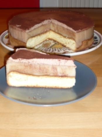 Bananen-Schoko-Kuchen  ( was mach ich nur mit den überreifen Bananen) - Rezept - Bild Nr. 2