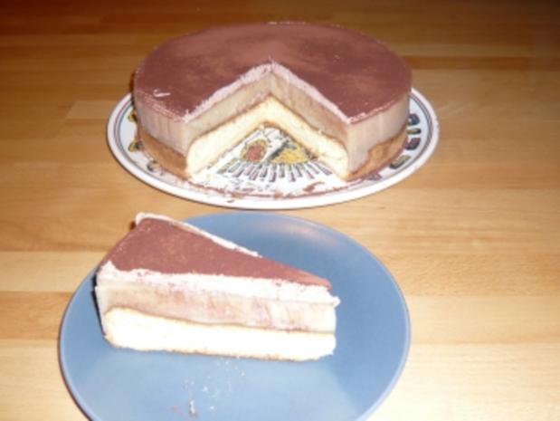 Bananen-Schoko-Kuchen  ( was mach ich nur mit den überreifen Bananen) - Rezept - Bild Nr. 3