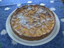 Apfelkuchen Elsaß - Rezept