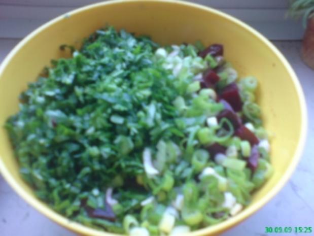 Rote Bete Salat - Rezept - Bild Nr. 3