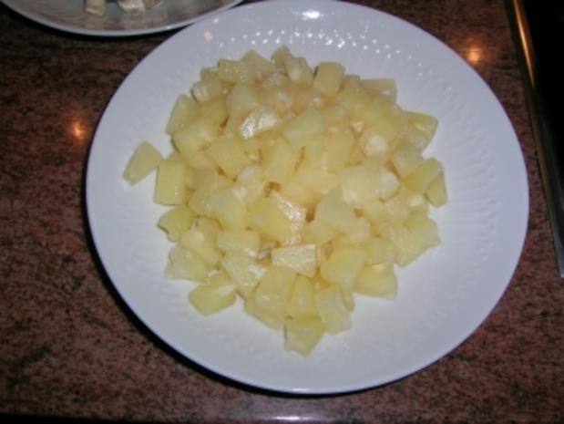 Chinesische-Wok-Pfanne (Rindfleisch süss-sauer)  meine spezielle Kreation, die immer gut ankommt - Rezept - Bild Nr. 3