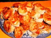 Pizzasnegle, Pizzaschnecken - Rezept