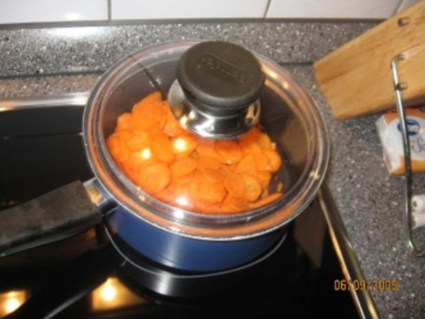 Möhren-Gemüse schonend gegart (Beilage) - Rezept - Bild Nr. 2