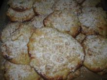 Streuselteilchen mit Pudding- Bäckerrezept - Rezept