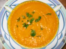 Kartoffeln-Möhren-Suppe - Rezept