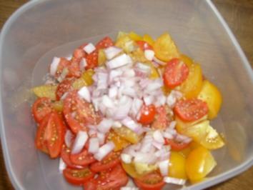Tomatensalat ala mir - Rezept