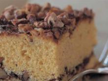 Zimt-Walnuss-Kuchen - Rezept