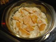 Süßkartoffelgratin - Rezept