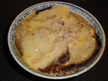 Rezept: Berner Käsesuppe