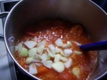 Mozzarella-Nudel mit Tomaten - Rezept