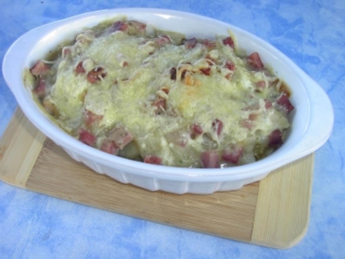 Kohlrabi Kartoffel Auflauf Rezept Kochbar De