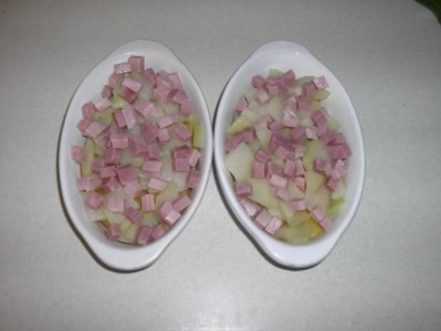 Kohlrabi - Kartoffel - Auflauf - Rezept - Bild Nr. 2