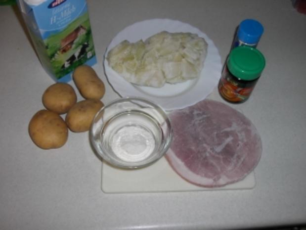 Kohlrabi - Kartoffel - Auflauf - Rezept - Bild Nr. 3