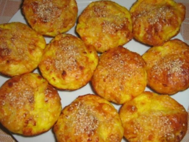 Pita Muffins - Rezept