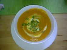 Cremige rote Linsen Suppe - Rezept