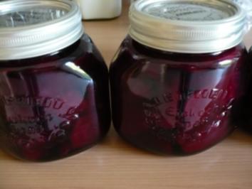 Rezept: Rote Bete süßsauer