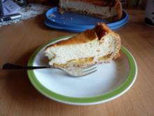 Torten: Käsekuchen für Diabetiker - Rezept