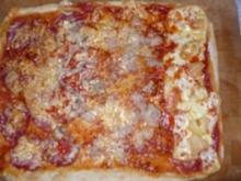 Pizzakatzes duftiger Pizzateig - Rezept