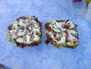 Salat Nizza - Art - Rezept