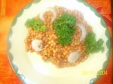 Ruck-Zuck-Linsen Salat - Rezept