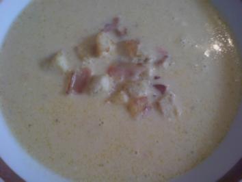 "Suppe ""Gurken-Paprika-Cremesuppe"" - Rezept"