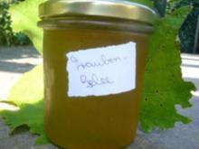 Traubengelee - Rezept
