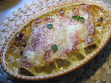 Cannelloni ... - Rezept