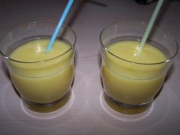 Sonnen-Drink - Rezept