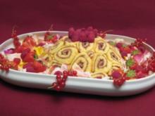 Charlotte Royal Biscuit - Desserts Ramatuelle - Rezept