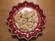 Pizzakatzes feinstes Weihnachts-Buttergebäck - Rezept
