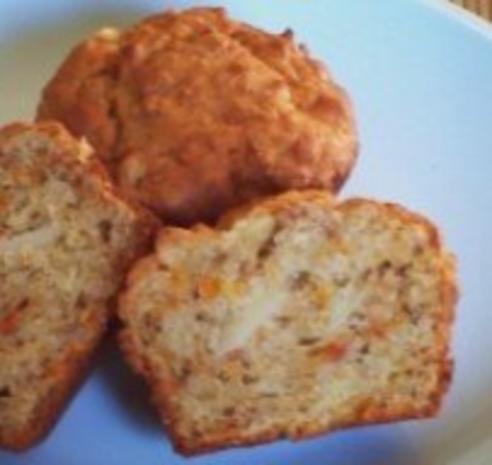 Pumpkin-Nut-Muffins - Rezept - Bild Nr. 2
