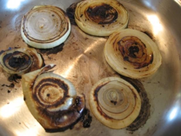 Klare Ochsenschwanz-Suppe mit Madeira... - Rezept - Bild Nr. 2