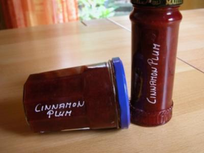 Cinnamon Plum - Rezept