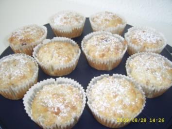 Rezept: Karamell - Schoki - Muffins
