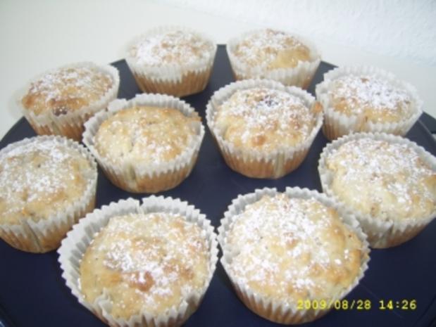 Karamell - Schoki - Muffins - Rezept