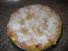 Apfel-Streusel-Torte mit einem Schuss Calvados...mmmh ... - Rezept