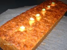 Rüeblicake = Karottencake - Rezept
