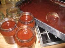 Hausgemachter Pfaumenmus - Rezept