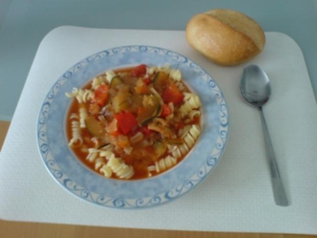 Gemüsesuppe - Rezept - Bild Nr. 3