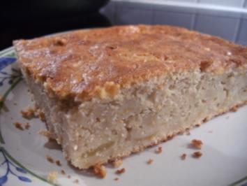Blitzschneller Apfelkuchen - Rezept