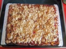 Pflaumenkuchen - Hefeteig - Lactosefrei - Rezept