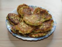 Kartoffelnie Oladjii - Rezept