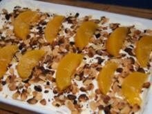 Dessert: Cantuccini - Pfirsich - Tiramisu - Rezept