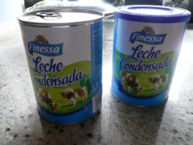 Milchkonfitüre - Dulce de Leche - Rezept
