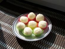 raffierte Kokosbällchen - Rezept