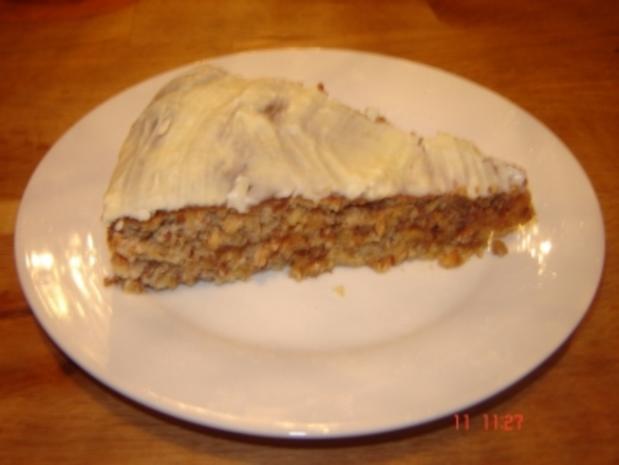 Mandel Nuss Kuchen Rezept Mit Bild Kochbar De