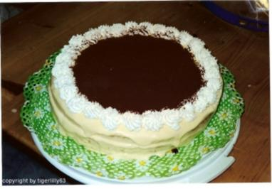 Tiramisu-Torte à la Astrid - Rezept