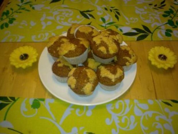 Kürbis Muffins - Rezept - Bild Nr. 2